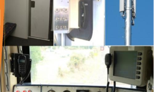 Digital Train Control System